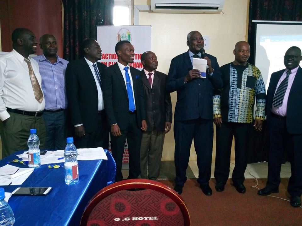DIALOGUE ON DANGERS OF MERCURY AND ALTERNATIVE TECHNOLOGIES TO MERCURY USE AMONG ARTISINAL SMALL- SCALE GOLD MINERS (ASGM) IN UGANDA