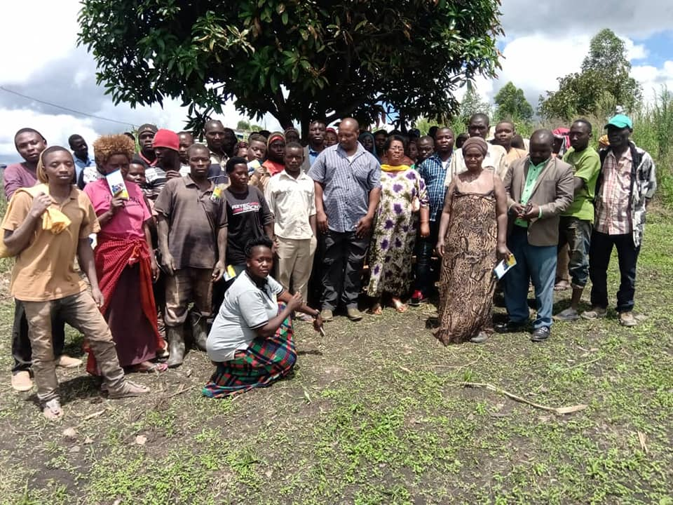 MUBENDE ARTISINAL MINERS ESPECIALLY MADUDU SUBCOUNTY IS READY TO EMBRACE ALTERNATIVE TECHNOLOGIES TO MERCURY USE